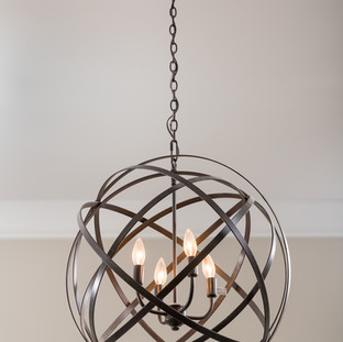 Magnolia One Light Fixture