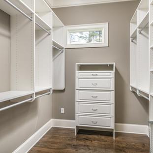 Magnolia One Closet