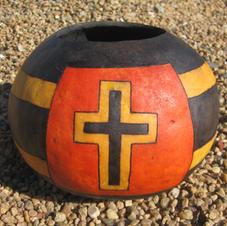 Southwestern Cross Gourd
