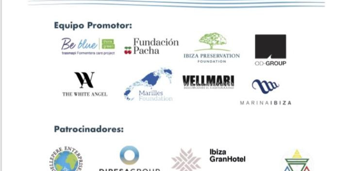 CLIENT: Ibiza Preservation Foundation https://ibizapreservation.org/esp/foro-marino-de-ibiza-y-formentera/  THE FIRST MARINE FORUM IBIZA  2019 Ibiza, Spain  Graphic for the event: photocall, program, communication materials, website and merchandising. To bring all the participants straight inside the sea. Twitter management.   IBILANDERS Camila Mejia: graphicdesign; Giada Forneris: social media.