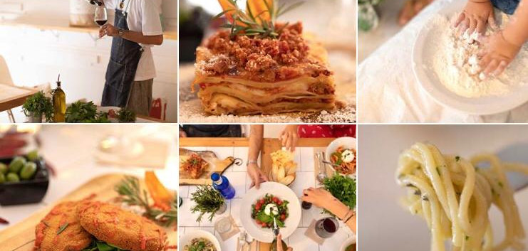 CLIENT:  Yenuina Ibiza    YENUINA THE #PASTAEXPERIENCE    2020Ibiza, Spain    Social media & digital marketing.    Content creation, social media management and digital marketing,to bring all the flavors of thisamazing Italian restaurant and pasta shop, to all its potential customers.    IBILANDERS  Giada Forneris: social media and digital marketing.Lorenzo Melissari: photography.