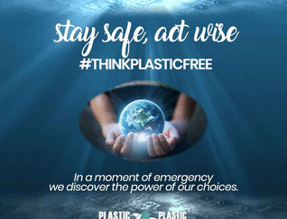CLIENT: Ibiza Preservation (Plastic Free Ibiza and Formentera)  www.plasticfree.es/act-wise-thinkplasticfree  ACT WISE, THINK PLASTIC FREE 2020Ibiza, Formentera Spain Awareness campaign.  Informative campaign about single-use plastic during the health crisis of Corona Virus, together with apracticalguide to COVID-19: How we can come out this crisis wiser and what we can do. Social mediacontent IBILANDERS: Giada Forneris
