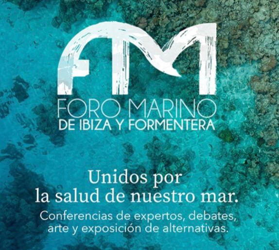 CLIENT: Ibiza Preservation Foundation  https://ibizapreservation.org/esp/foro-marino-de-ibiza-y-formentera/  THE FIRST MARINE FORUM IBIZA  2019 Ibiza, Spain  Graphic for the event: photocall, program, communication materials, website and merchandising. To bring all the participants straight inside the sea. Twitter management.   IBILANDERS Camila Mejia: graphic design;  Giada Forneris: social media.