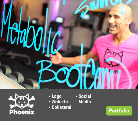 Logo, Website, Collateral, Social Media