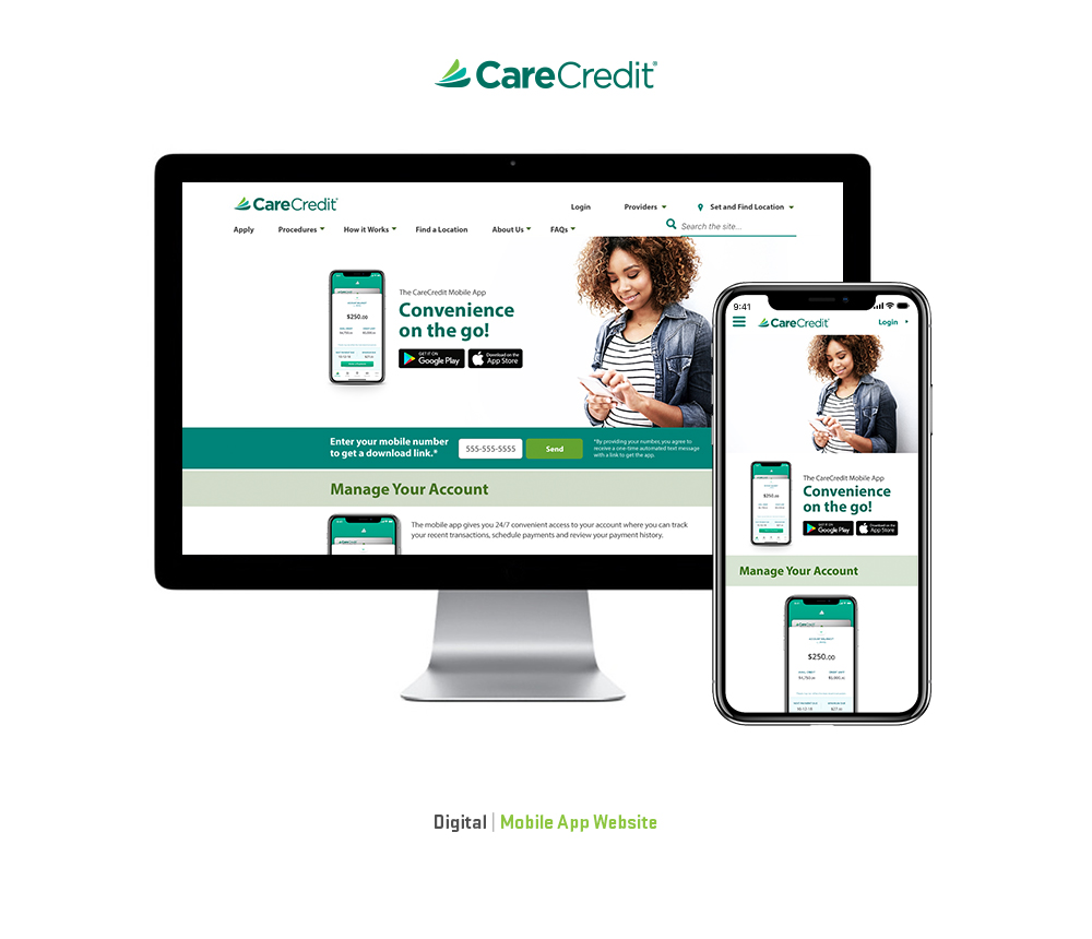 CareCredit-Mobile-App-Website