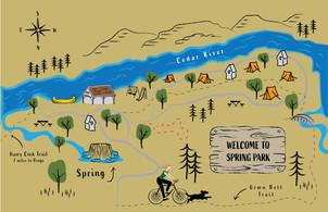MAP SPRING PARK