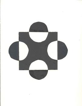 NOTAN: Symmetrical Balance