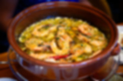 Client: WDW Magazine | Jaleo food photography