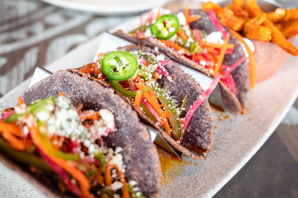 Client: WDW Magazine | Three Bridges Bar & Grill food photography