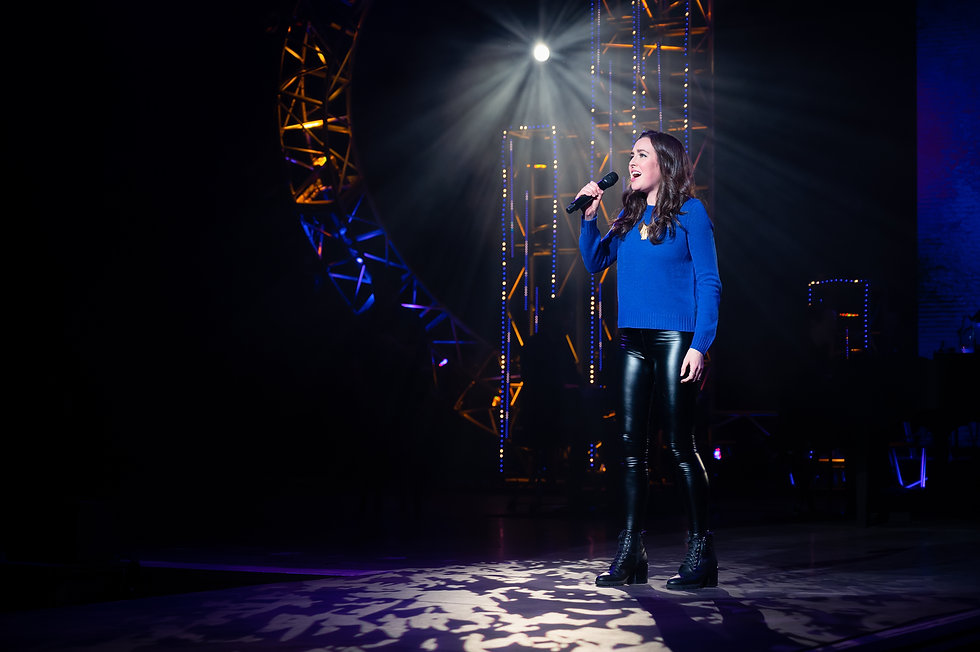 Personal Project | Disney on Broadway concert photography