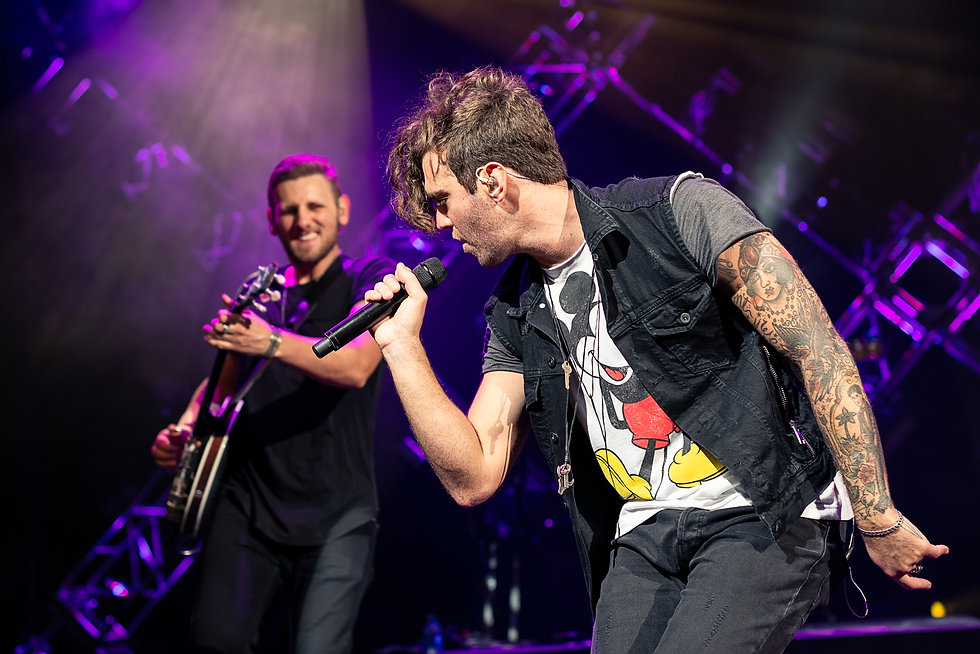 Personal Project | American Authors concert photography