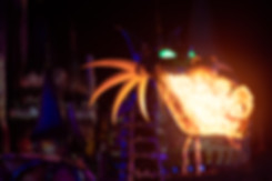 Personal Project | Villains After Hours creative theme park photography