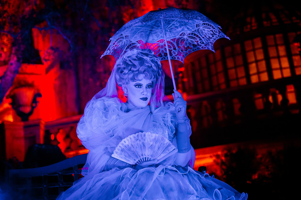 Client: WDW Magazine | Mickey's Not-So-Scary Halloween Party creative theme park photography