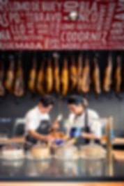 Client: WDW Magazine | Jaleo restaurant photography