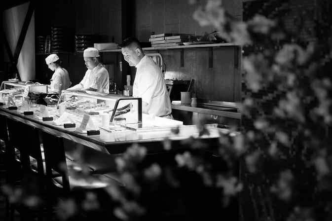 Client: WDW Magazine | Morimoto Asia restaurant photography