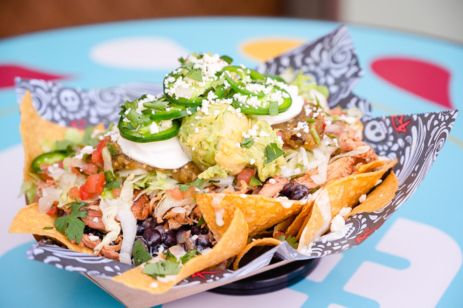 Client: WDW Magazine | 4R Cantina food photography