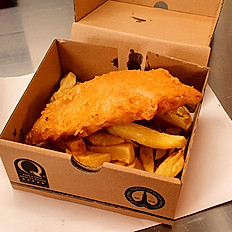 Mini Cod and Chips
