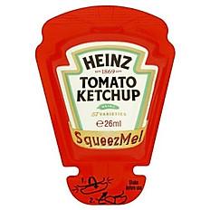 Heinz Ketchup Sachet