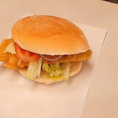 Fish Burger/Butty