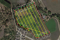 Drone Flight Survey Plan