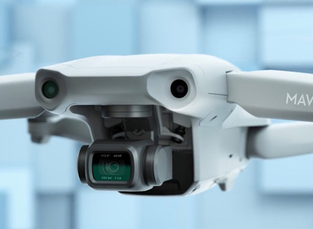 DJI Mavic Air 2 Arrives
