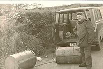 William DG Hunt MBE
