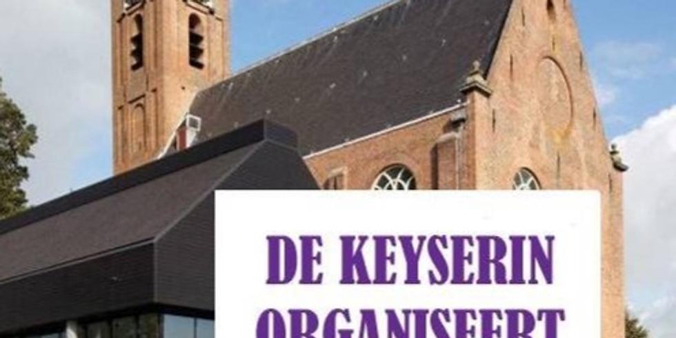 Live in De Keyserin