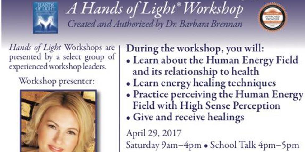 Hands Of Light Workshop
