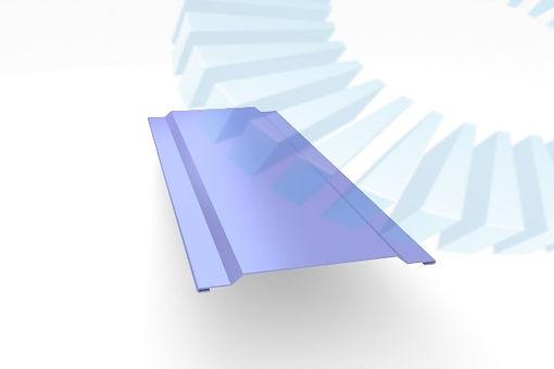 Фасонные элементы нащельник вертикальный