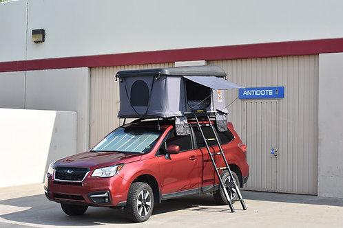 Stargazer Roof Top Tent - Hard Top