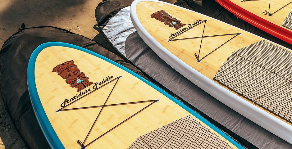 Tiki Shred Paddleboard