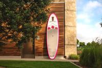 Surfer Chick Paddleboard