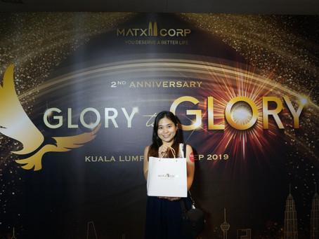 Matxi Corp Celebrates 2nd Anniversary: Glory to Glory @ KLCC Plenary Hall