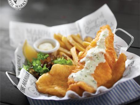 Manhattan Fish Market Best Deal In Town!