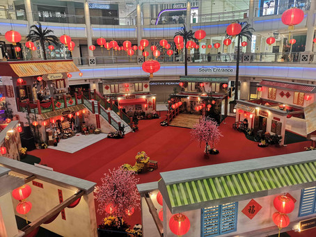 Ring in the Year of the Ox with 1960s Vibes at the Curve