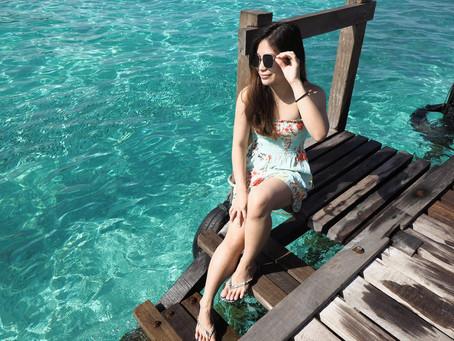 Lang Tengah Island with Olympus @Summer Bay Resort [Kuala Terengganu]