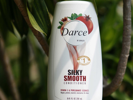 5 REASONS To Use The Latest DARCE Silky Smooth Shampoo & Conditioner