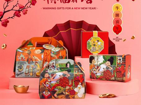 Purple Cane: Oxpicious Warming CNY Gifts