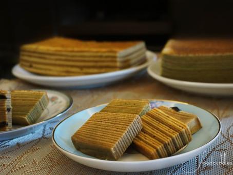 Ambon Boenda Layer Cakes @ Aman Suria