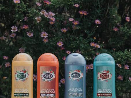 Zen Garden: Argan Oil Shampoo & Conditioner