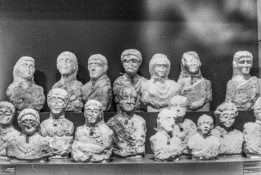 ראשי אבן, מוזיאון ישראל, ראשים.png