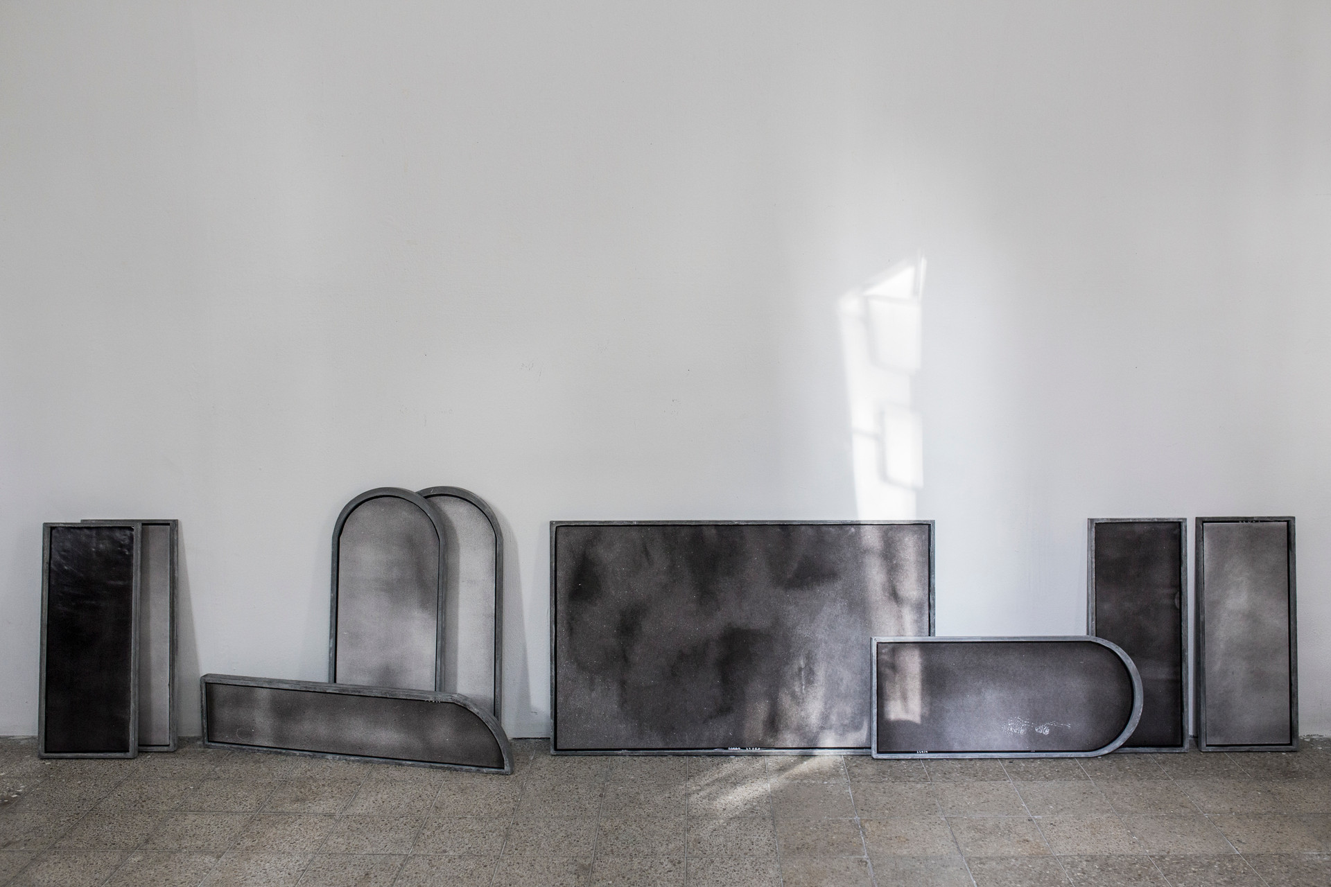Tables, Installation View
