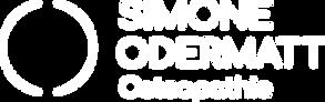 Simone-Odermatt-Osteopathie-Logo-weiss-W