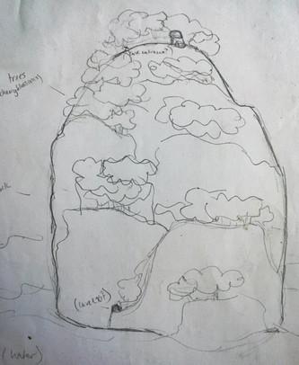 Uwa and Tyf's Island Home