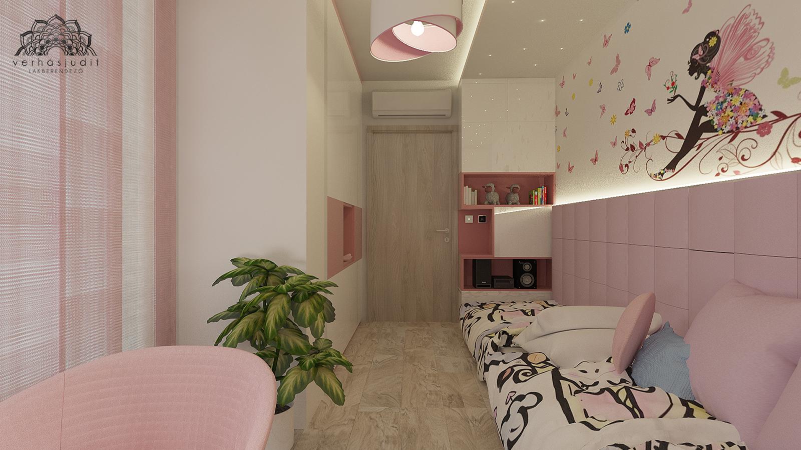 Penthouse lakás - Gyerekszoba - Székesfehérvár