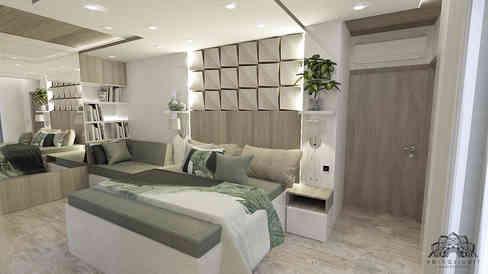 Penthouse lakás - Hálószoba - Székesfehérvár