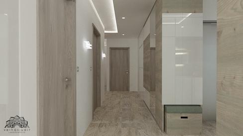 Penthouse lakás - Közlekedő - Székesfehérvár