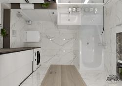 Elegáns, modern fürdőszoba - Velence