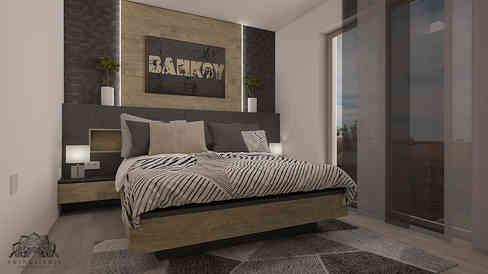 Újépítésű lakás - Hálószoba - Siófok