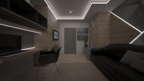 Modern Dolgozószoba - Békéscsaba